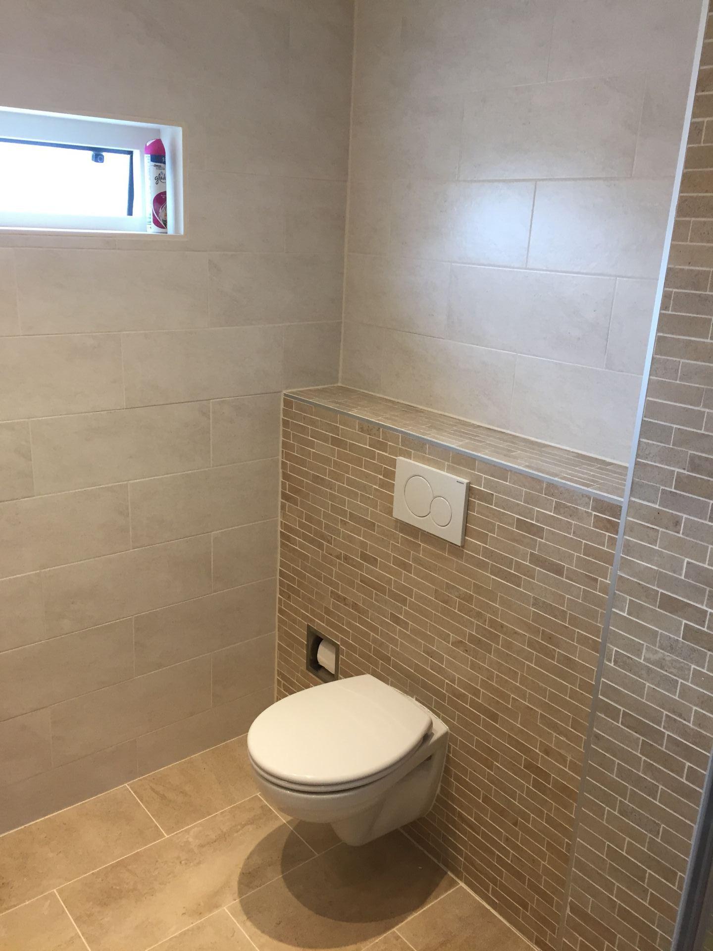 Badkamer verbouwing Almere - De Klussenier André Tukker