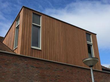 Schilderen dakopbouw Almere