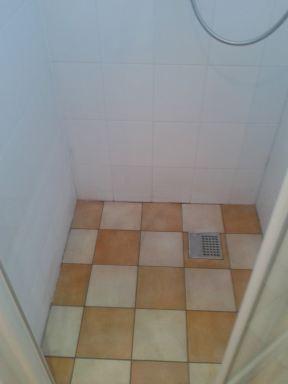 Lekkage douche vloer Harderwijk