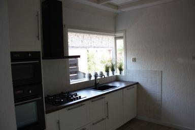 Keuken en wc renovatie Ermelo
