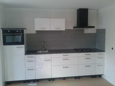 Woonkamer en keuken moderniseren Putten