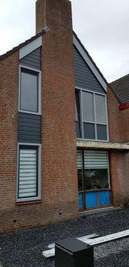 Kunsstof kozijnen en gevelbekleding plaatsen Harderwijk
