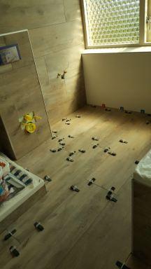 Badkamer renovatie Ermelo