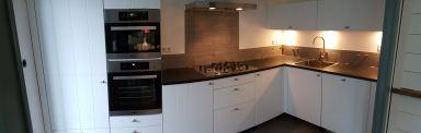 Keuken renovatie Elburg
