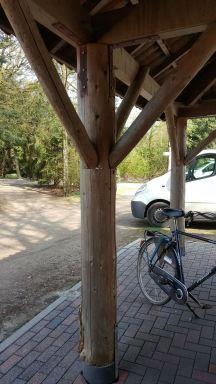 Palen vervangen Recreatiepark De Paalberg Ermelo