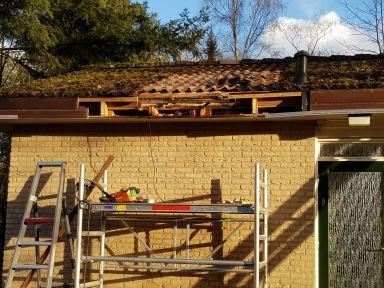 Stormschade herstellen Recreatiepark De Paalberg Ermelo