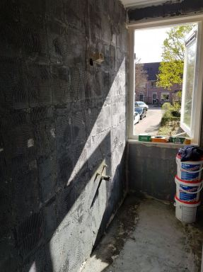 Renovatie diverse ruimtes Ermelo