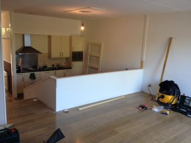 Keuken renovatie Zwolle