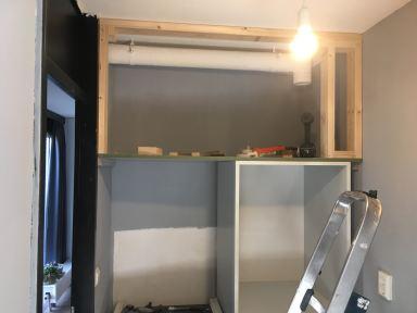 Inbouwkast (maatwerk) Almere