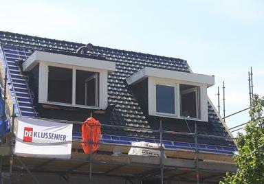 Dakraam, dakkapel, lichtkoepel of lichtstraat plaatsen Twente