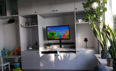 Televisiekast in woonkamer op maat maken Twente