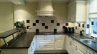 Aanbouw en keukenverbouwing Lunteren
