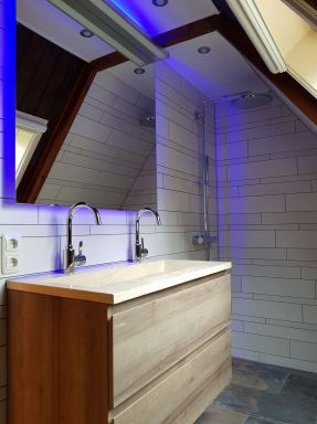 Badkamer renovatie Geleen