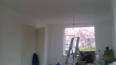 Schilderwerk Oosterhout binnen na