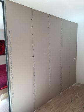 Wand plaatsen Apeldoorn (1)