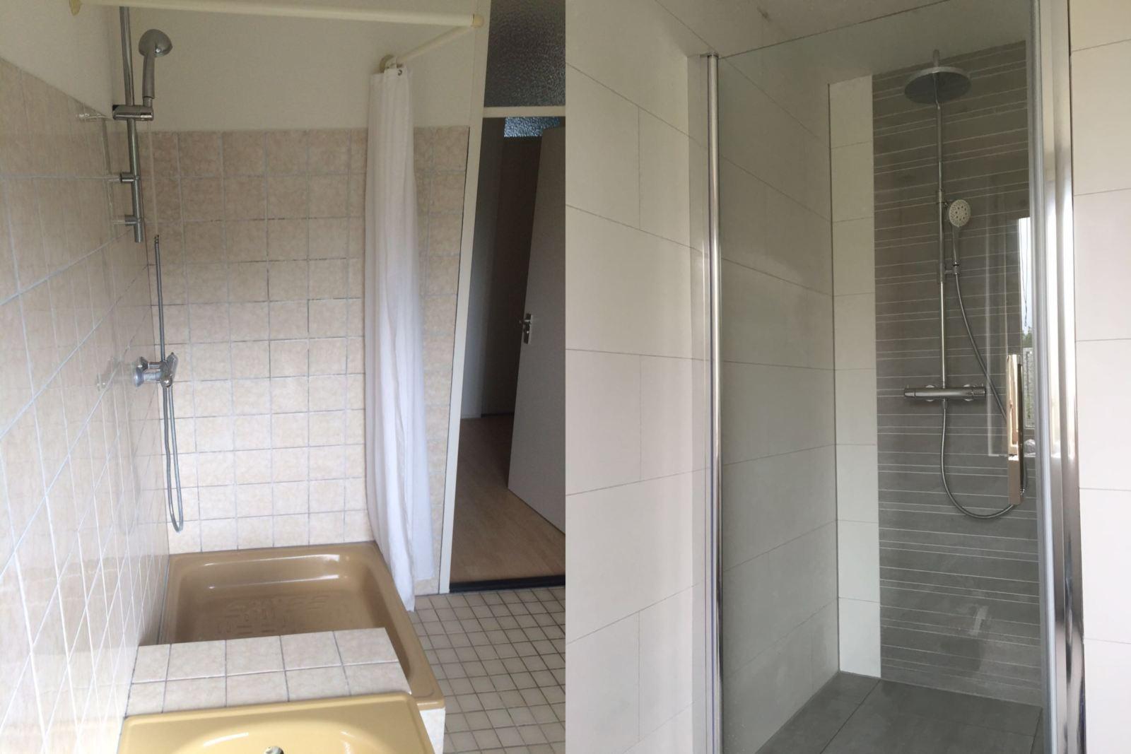 Offerte Badkamer Verbouwen : Badkamer verbouwen apeldoorn u de mheen de klussenier erik scholten