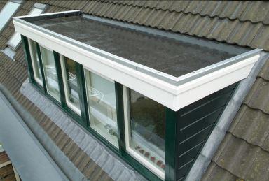 Koud dakdekken met EPDM in Pannerden