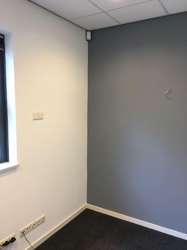 Kantoorruimte schilderen in Lieshout