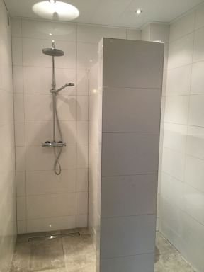 Badkamer renovatie in Geldrop