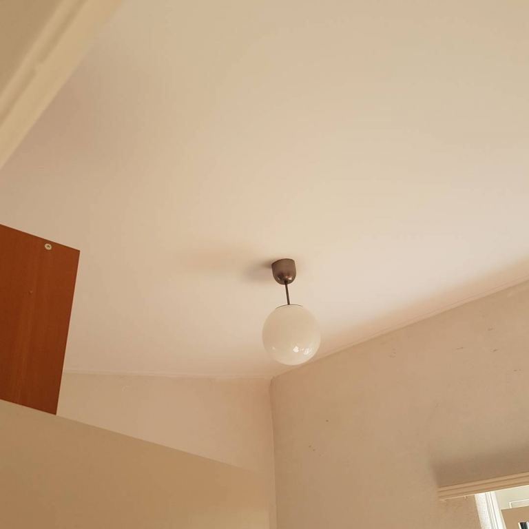 Plafonds vervangen