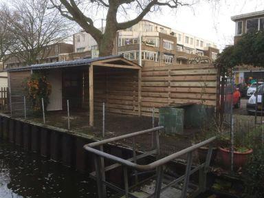 Overkapping Schiedam