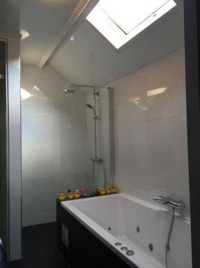 Badkamer verbouwing Nieuwerkerk ad IJssel