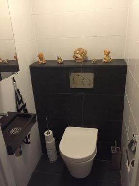 Badkamer verbouwing met bijpassend toilet Nieuwerkerk a/d IJssel