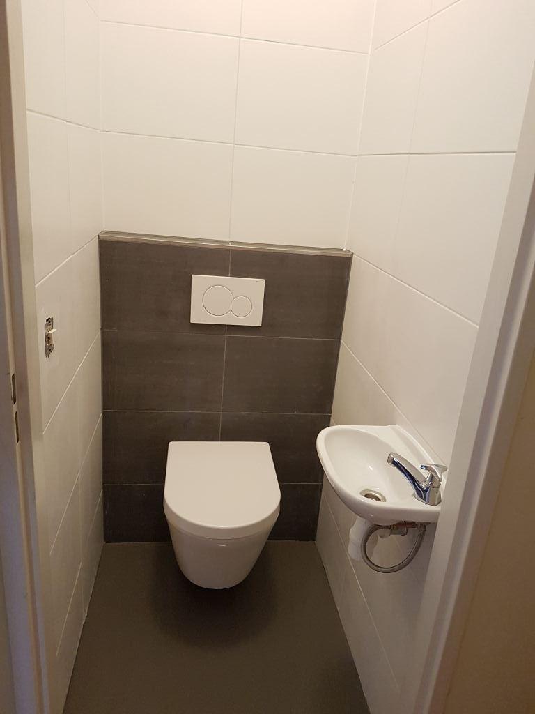 Renovatie toilet Heerhugowaard