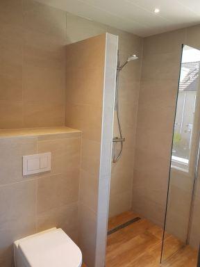 Renovatie badkamer, Alkmaar