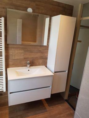 Renovatie badkamer. Alkmaar