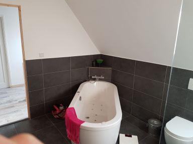Badkamer renovatie in Sint Pancras