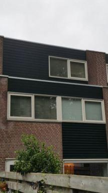 Dak en gevel renovatie, Alkmaar