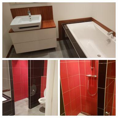 Voor renovatie badkamer Alkmaar stad 2018
