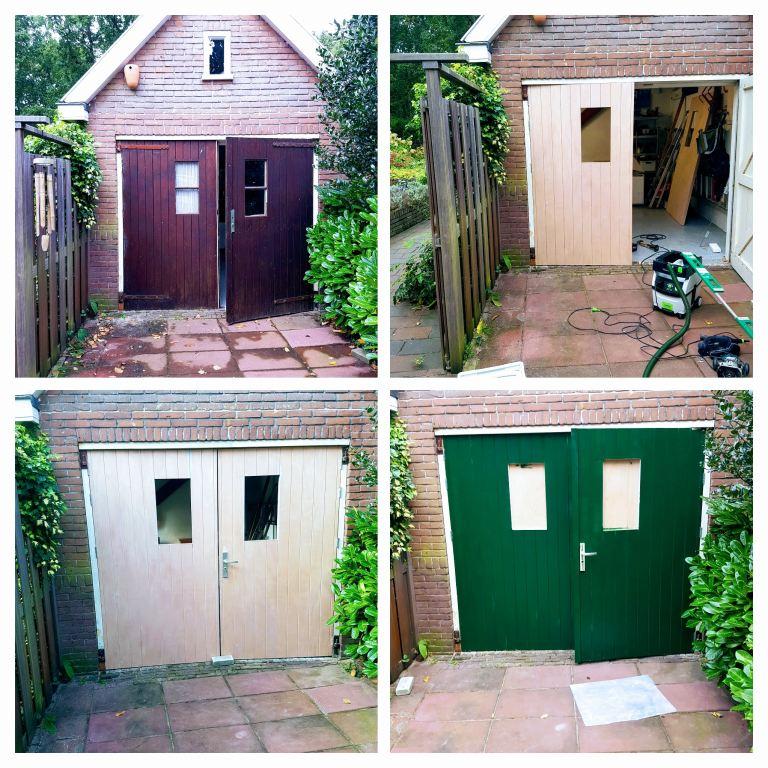 Garage deuren vervangen Santpoort-Zuid