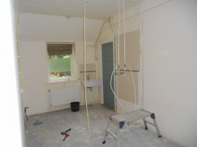 Badkamer renovatie Lhee
