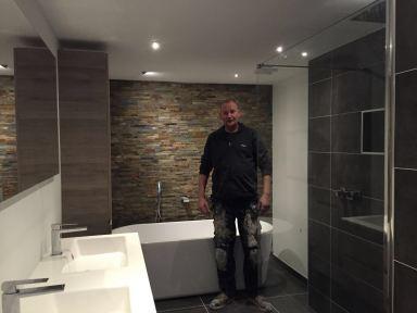 Badkamer verbouwen Lelystad