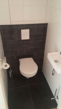 Toilet strokenwand Lelystad