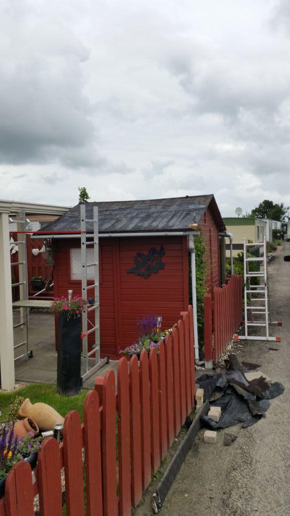 EPDM dakbedekking aanleggen Serooskerke