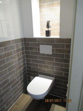 Nieuw toilet Lelystad