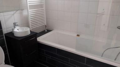 Almere nieuwe badkamer