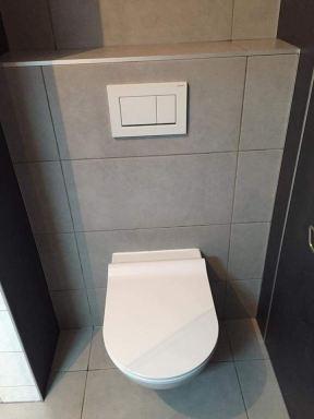 Sanitair gemonteerd in Lelystad.