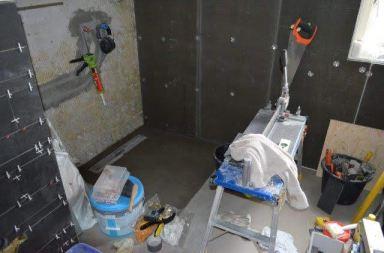 Badkamer vernieuwen in Almere