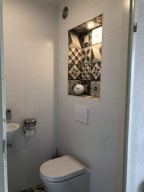 Woning renovatie Almere ( Badkamer, Toilet, Keuken, Laminaat vloeren, Schilderwerk.)
