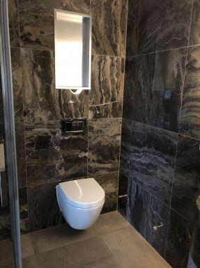 Almere aanleg nieuwe badkamer
