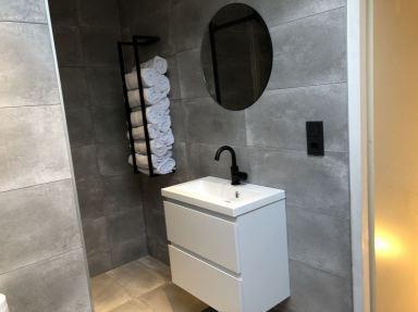 Badkamer renovatie in Lelystad