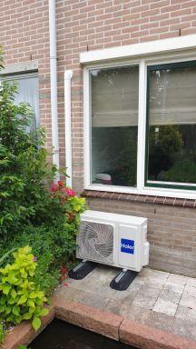 Airco geplaatst in Hoofddorp