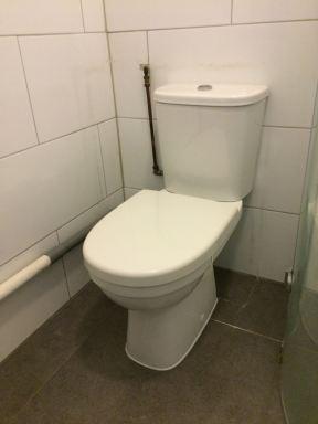 Toilet aanpassing Doorwerth