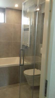 Badkamer en Toilet renovatie Zwolle