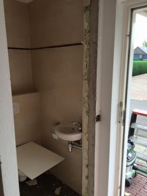 Toilet renovatie in Aalten