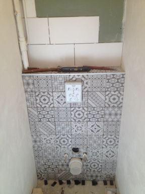 Toilet verbouwing Papendrecht